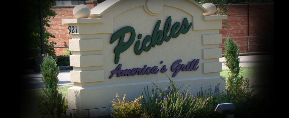 Pickles American Grill Your Place For Home Cooking